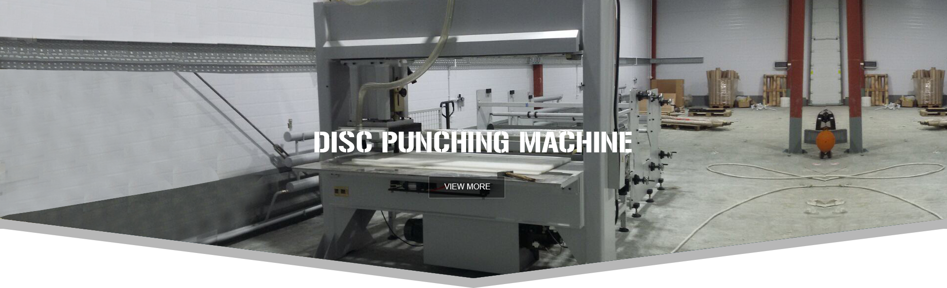 Disc Punching Machine