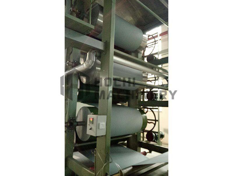 HC-PF Abrasive Paper Flexing Machine
