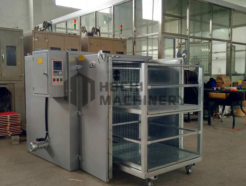 HC-FC Flap Disc Curing Oven