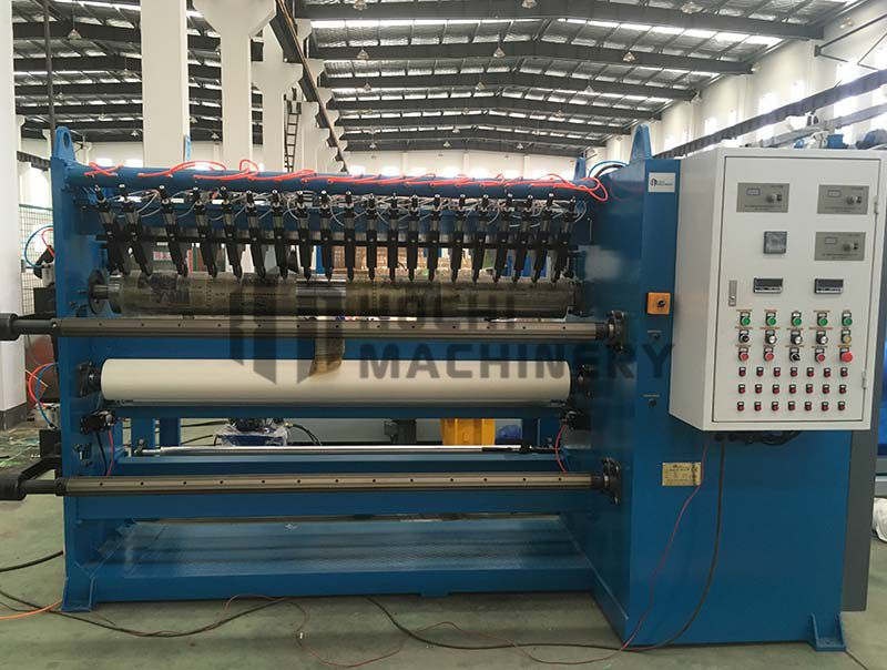 HC-A02 Abrasive Paper Slitting Machine