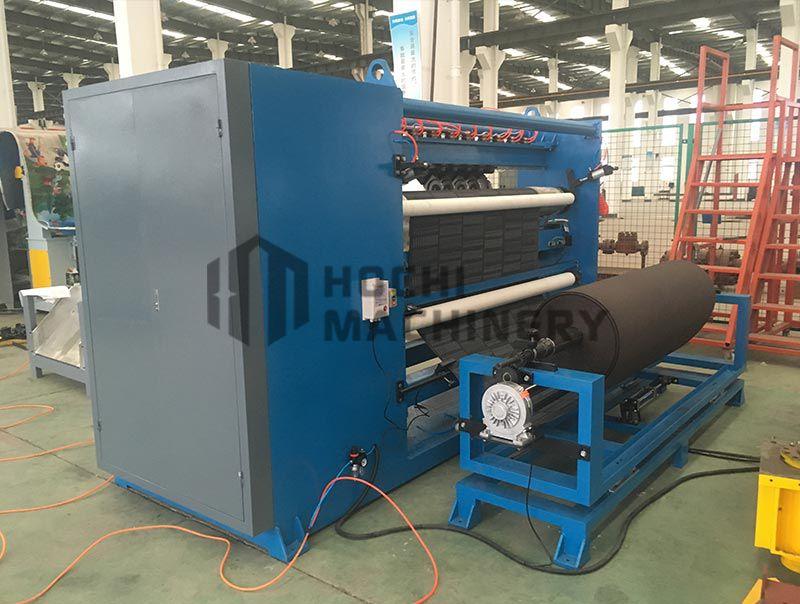 HC-A02 Abrasive Paper Slitting Machine