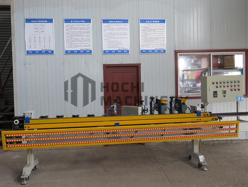 Abrasive belt Skiving and Gluing Machine