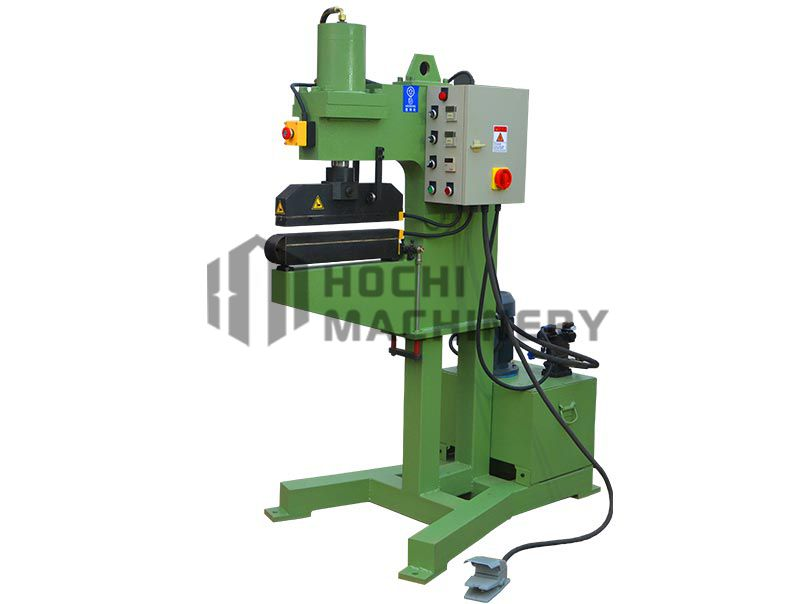 HC-BH Hydraulic Abrasive Belt Press