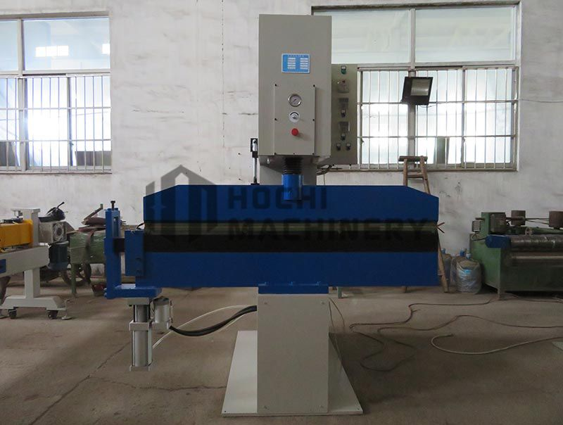 HC-BP Pneumatic Abrasive Belt Press