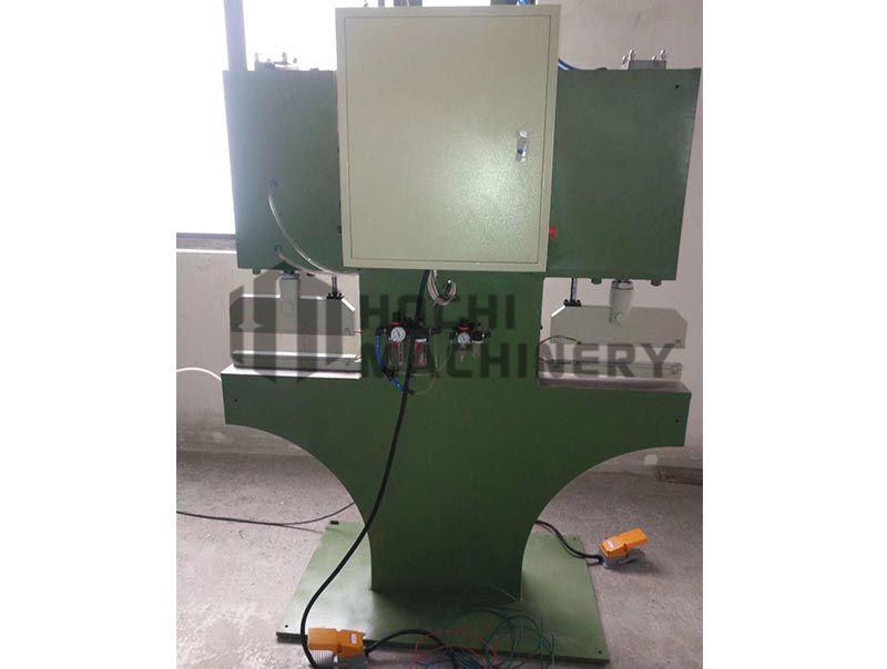 HC-BP Pneumatic Abrasive Belt Press