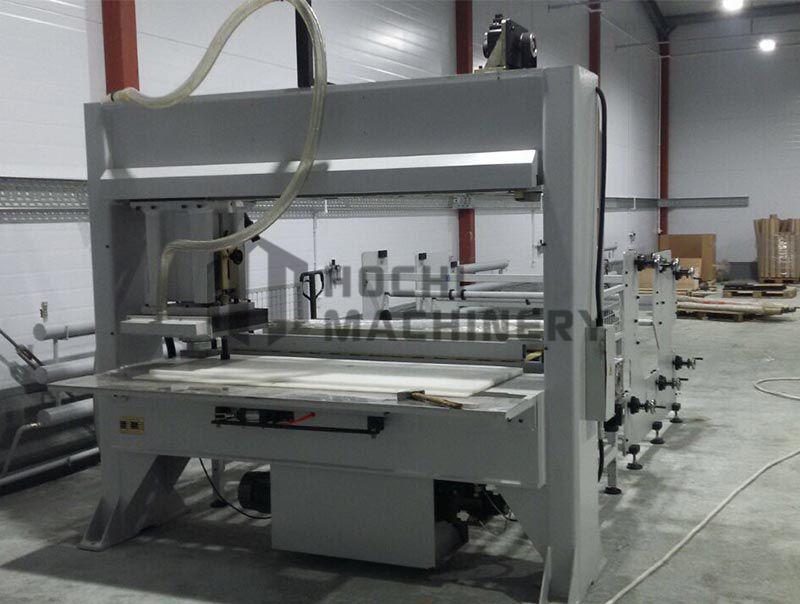 HC-DA01 Automatic Travelling Head Press