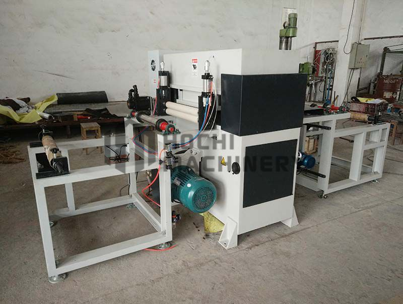 HC-DK PSA Disc Kiss Cutting Machine