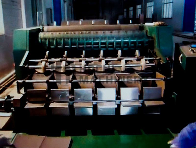 HC-A05 Sandpaper Sheets Cutting Machine