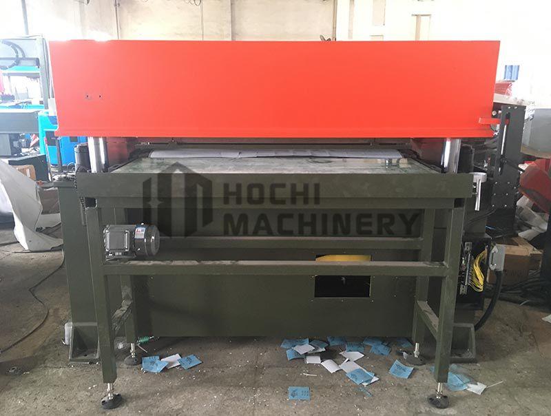 HC-FH Flap Wheel Cutting Machine