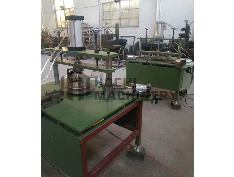 HC-FF Flap Wheel Fastening Machine