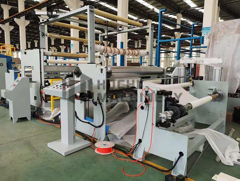 HC-LP PUR Hot Melt Glue Lamination Machine